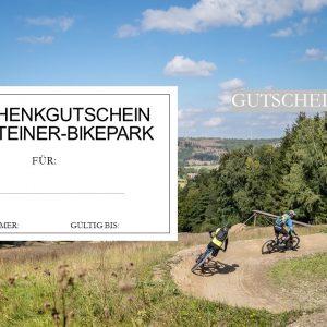 Gutschein Warsteiner-Bikepark Design 2